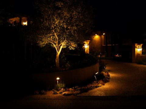 simi valley outdoor lighting landscape lighting
