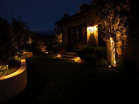 simi valley outdoor lighting illuminus lights