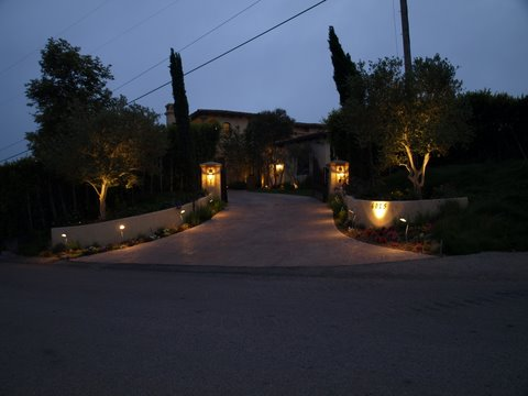 simi valley outdoor lighting fixtures